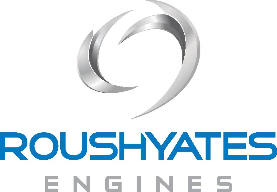 Original Roush Yates Engines Vertical