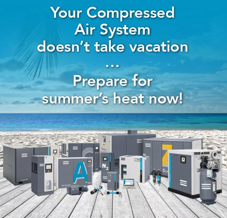 Prep for Summer Heat
